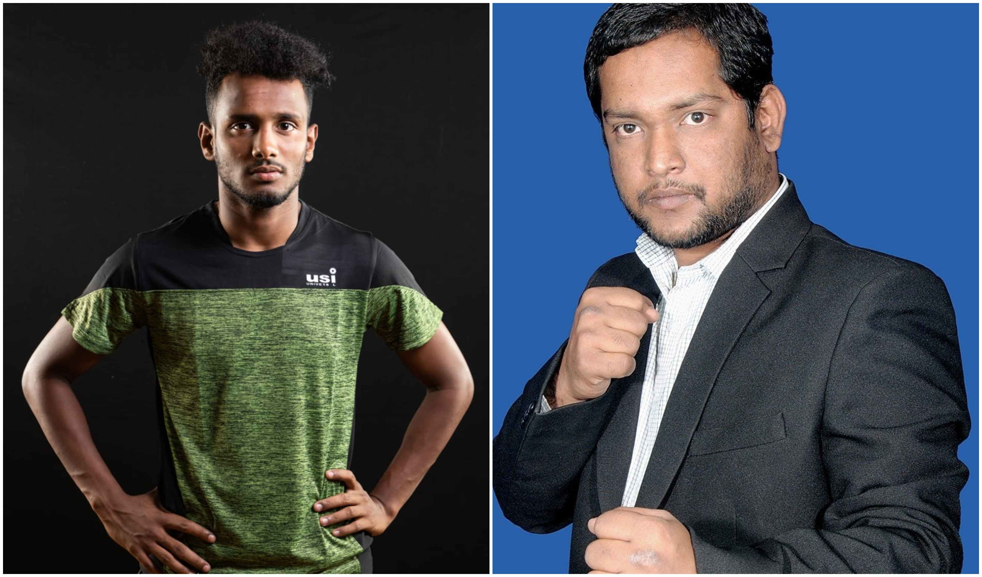 MMA India Exclusive with Joy Ghosh and Shiba Pradhan ahead of Rampage 8 card on April 18 - Joy