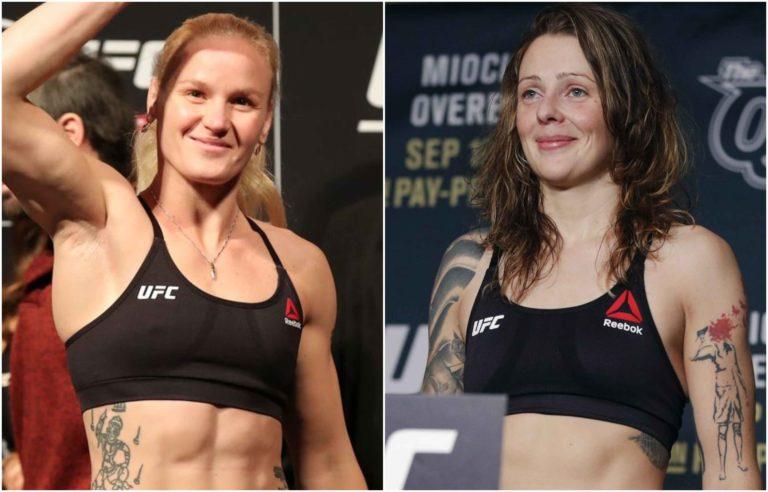 UFC News: Jojo Calderwood's title showdown against Valentina Shevchenko postponed from UFC 251 - Valentina Shevchenko