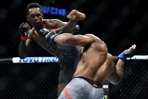 Twitter slams Adesanya and Romero after horrible title fight - Israel Adesanya