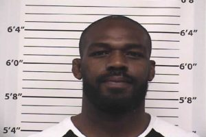 Jon Jones arrested