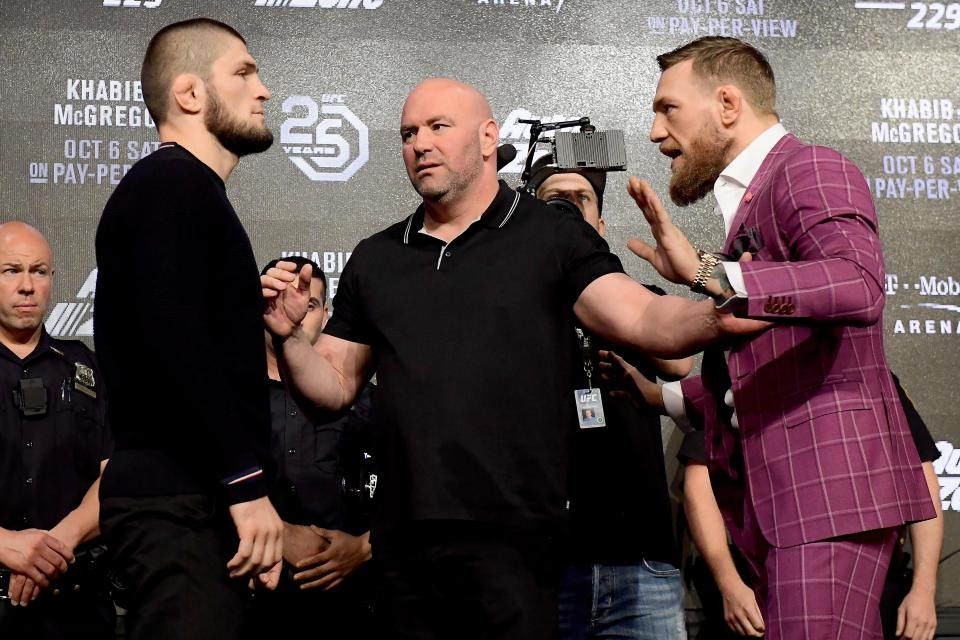 Dana White gives update on Conor vs Khabib 2 - Dana White