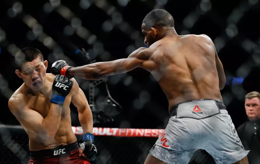 UFC 248 Results - Neil Magny Outstrikes Li Jingliang, Dominates Three Rounds to Pickup a Unanimous Decision Victory -