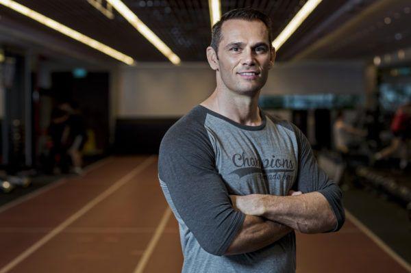 Mixed Martial Arts Legend Rich Franklin Has An Eye For Talent -