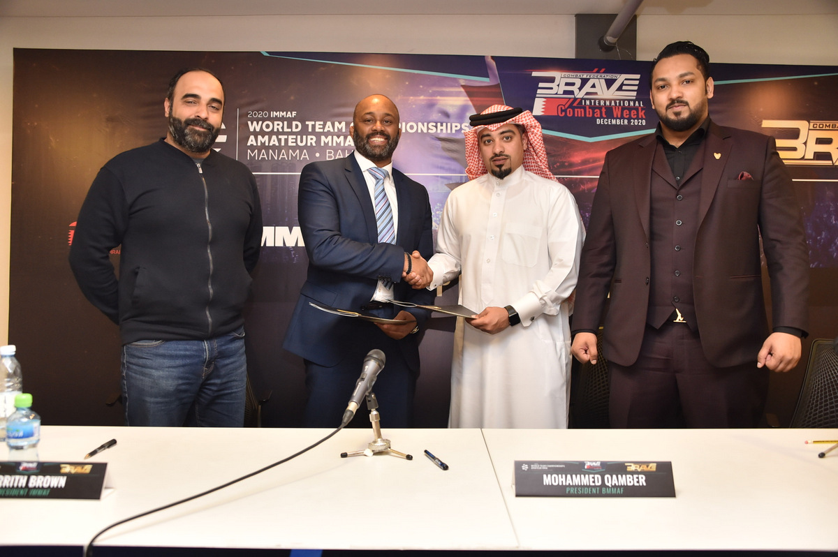 Bahrain Hosts First World MMA Teams Championship -