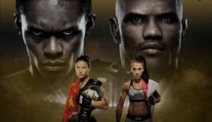 Joanna Jedrzejczyk and Weili Zhang UFC 248