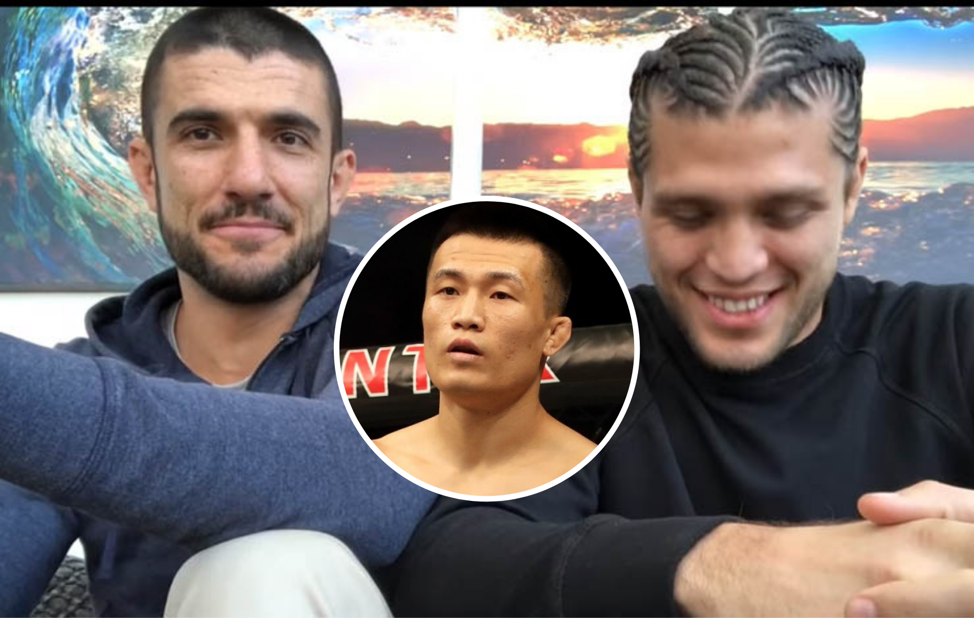 UFC News: Classy Rener Gracie apologises to Korean Zombie for supporting Brian Ortega's actions - Rener