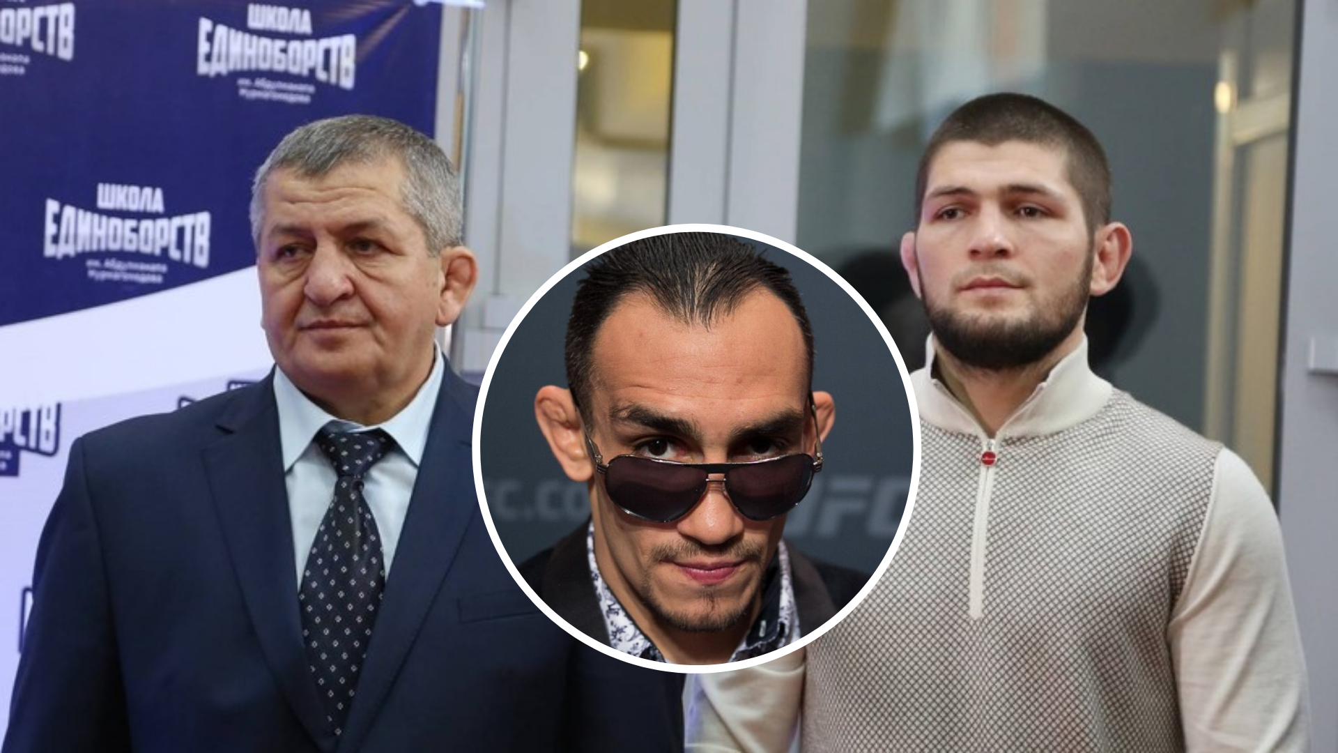 UFC News: Khabib's father drops a hint about which country his son will fight Tony Ferguson in - Ferguson