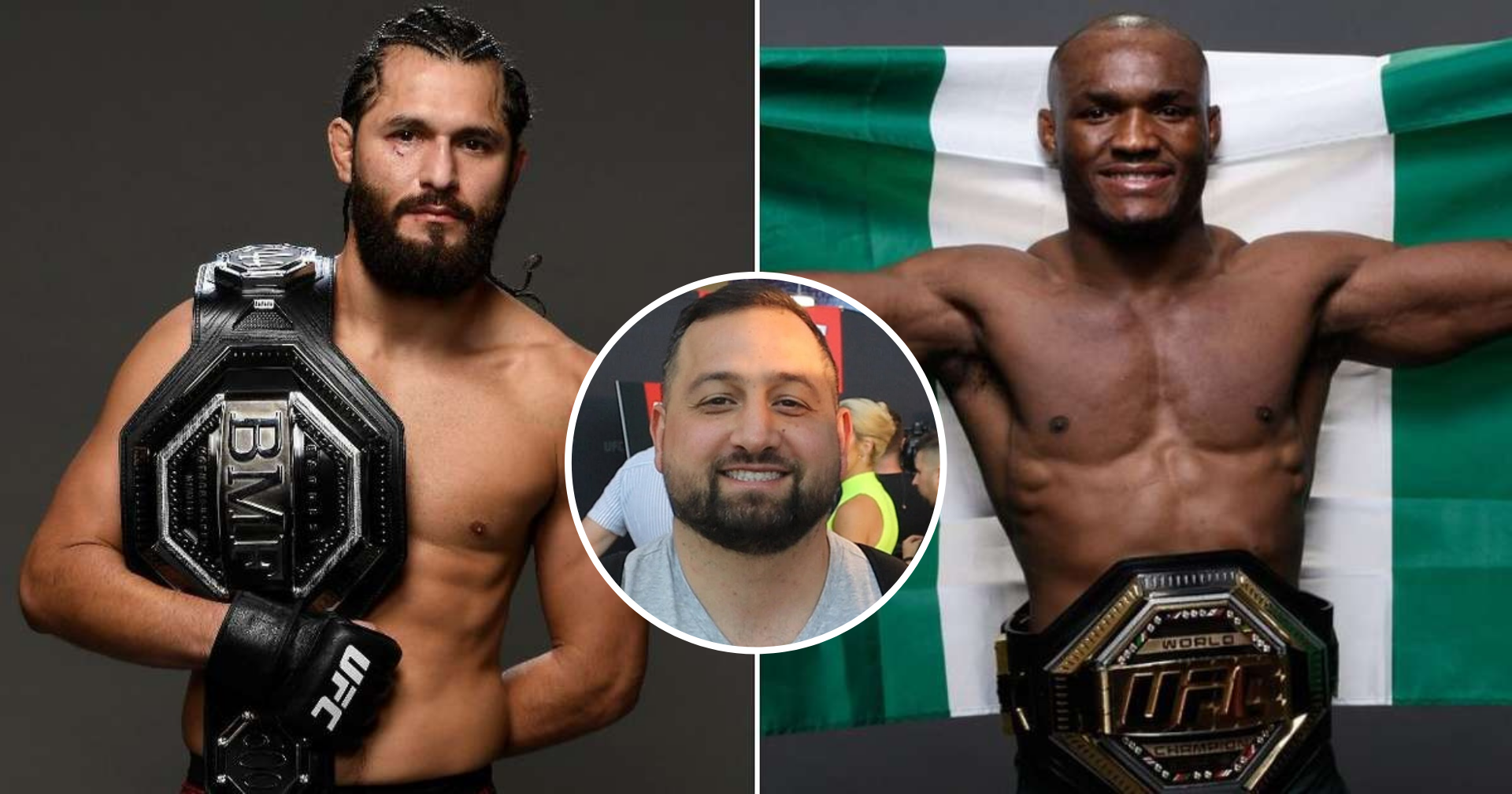 Kamaru Usman threatens Jorge Masvidal's manager and the BMF is not happy about it! - Kamaru