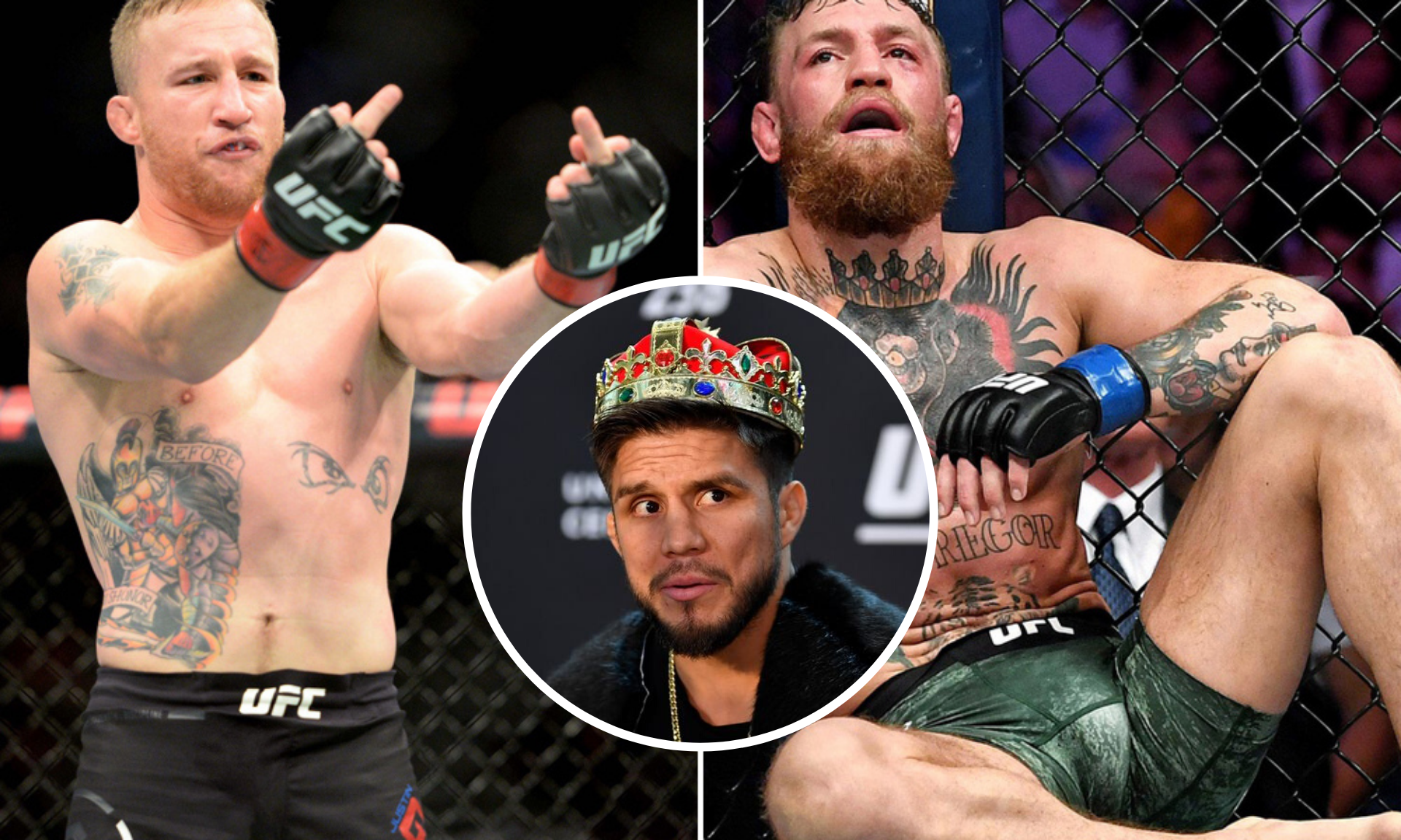 Triple C puts Conor McGregor on notice for Justin Gaethje fight; says 'McTapper' will get destroyed in a round! - Conor