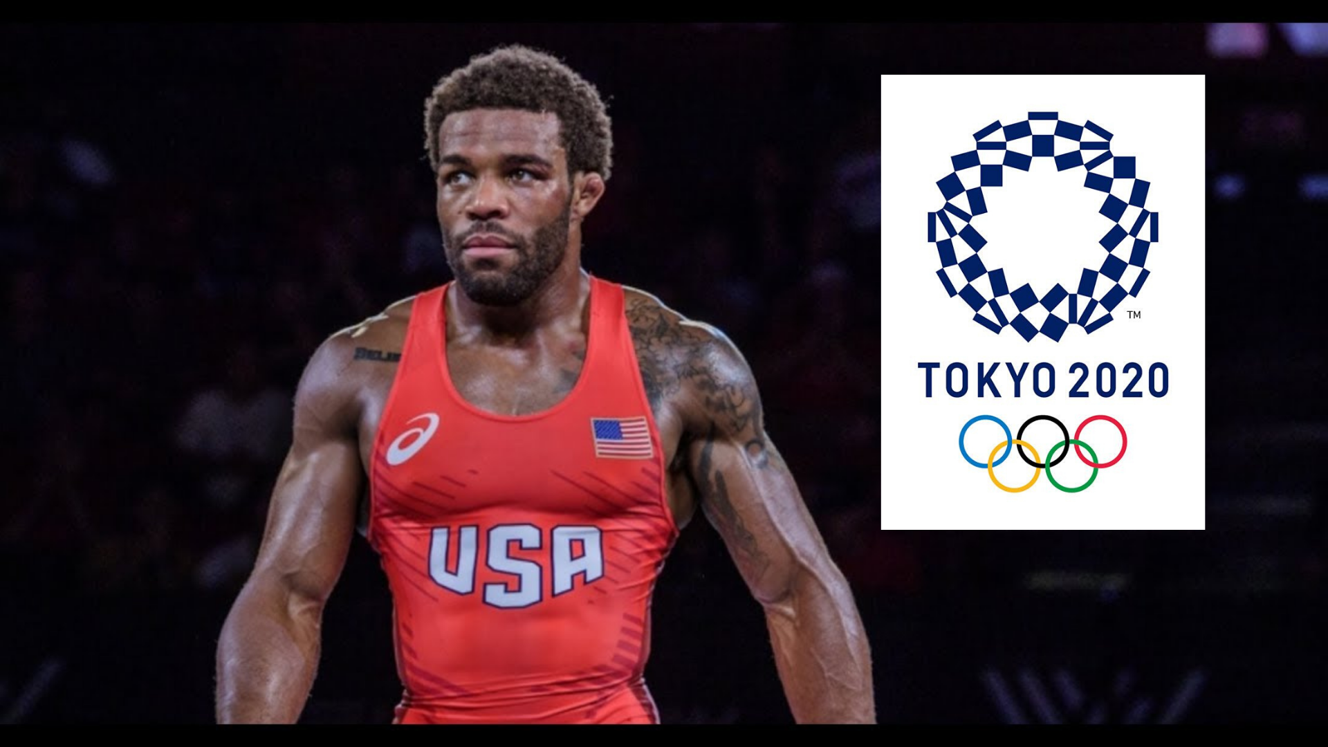 Wrestling phenom Jordan Burroughs asks athletes if they will participate at Tokyo 2020 - Tokyo