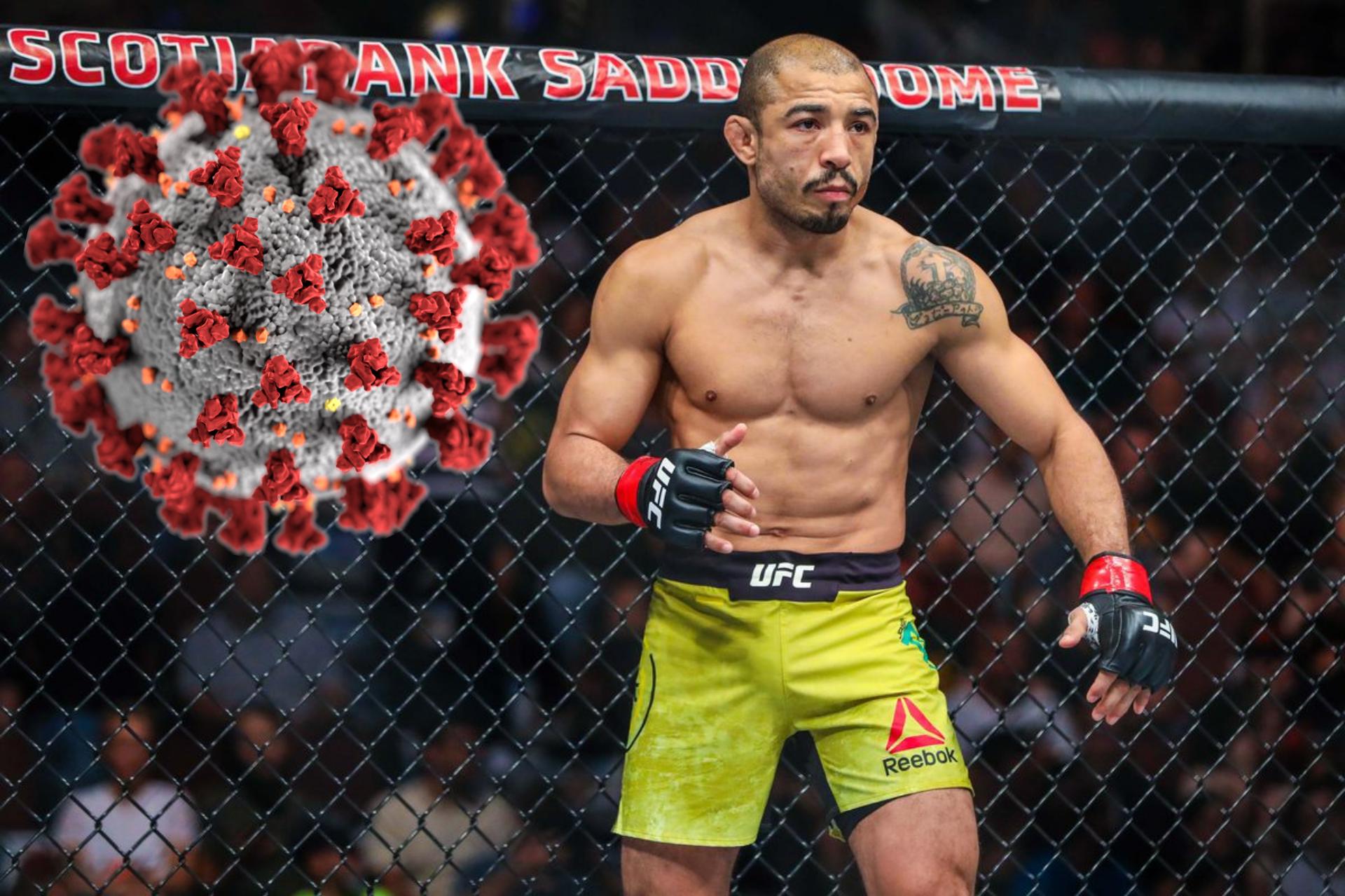 UFC News: Jose Aldo reveals how he is training for BW title shot amidst Coronavirus pandemic - Jose Aldo