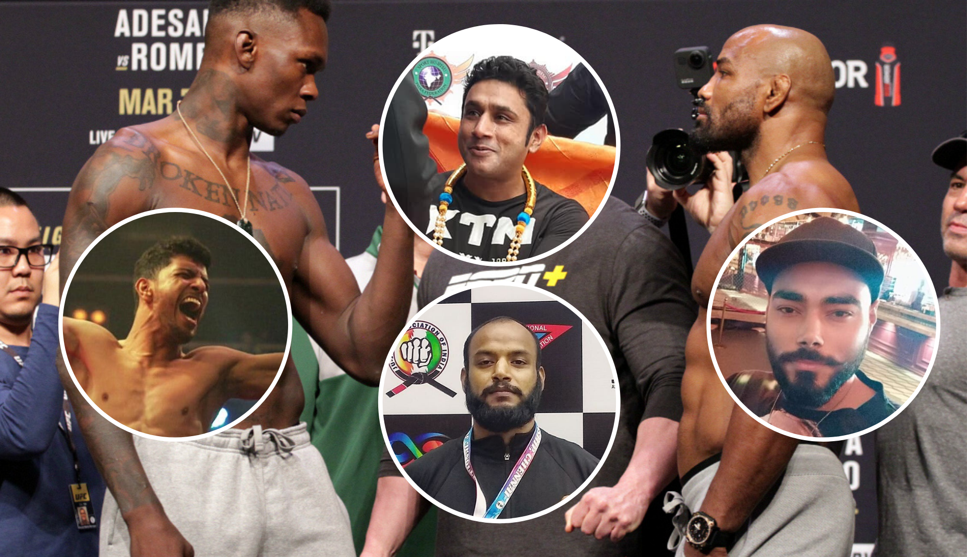 Indian MMA community give predictions for UFC 248: Adesanya vs Romero and Zhang vs Jedrzejczyk - Romero