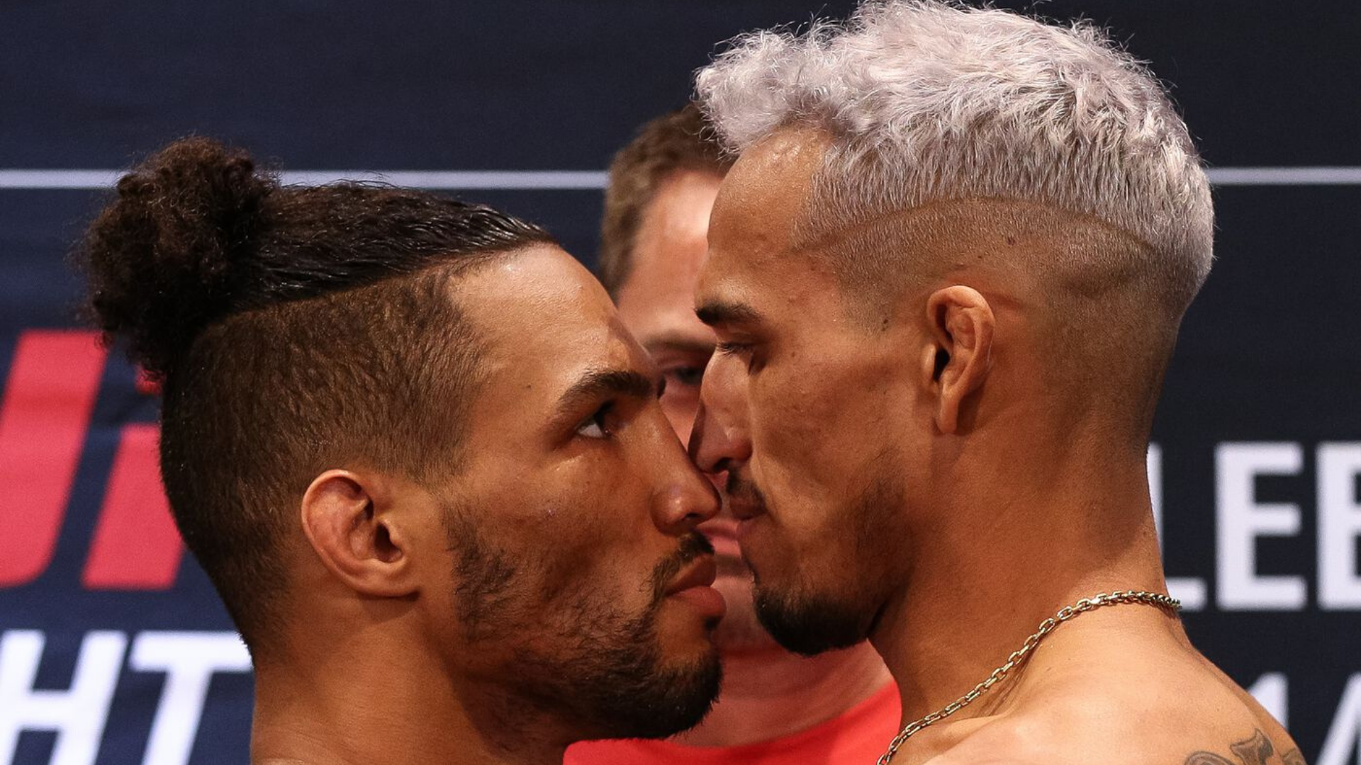 Who wins this Lightweight fight at UFC Brasilia? -