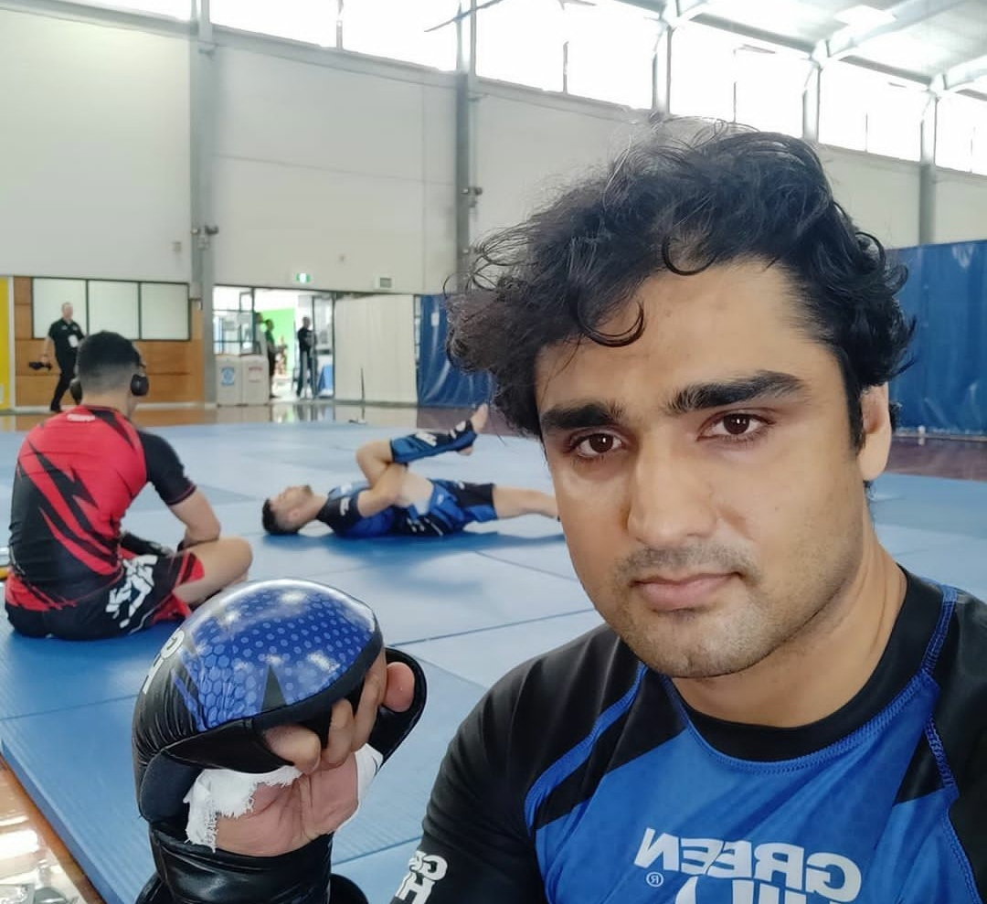 Friday Fighter of the Week: Vaibhav Shetty -