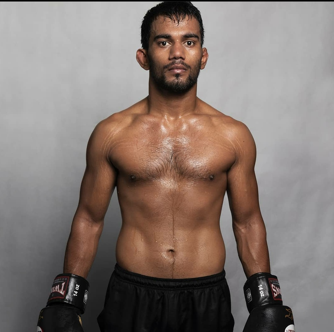 Friday Fighter of the Week : Satya Behuria -