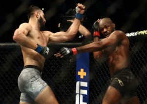 Jon Jones vs Dominick Reyes
