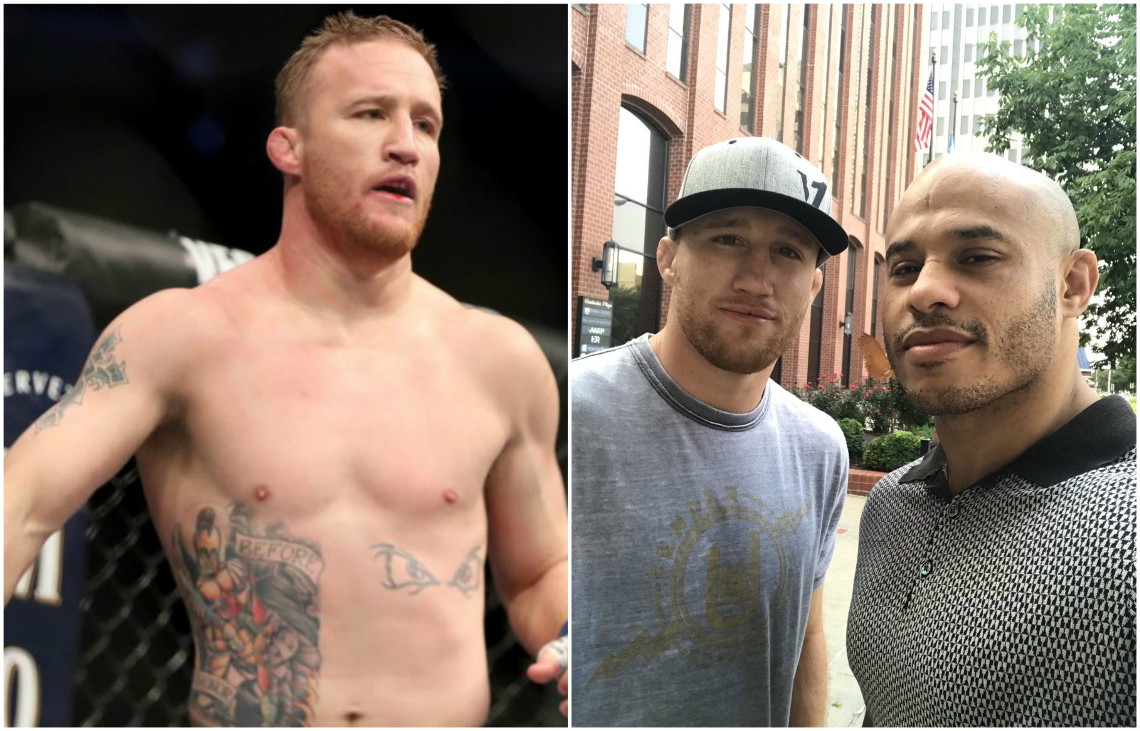UFC News: Justin Gaethje reveals Ali Abdelaziz didn't take a dollar from him after the Cowboy fight as he was unhappy with the matchmaking - Gaethje