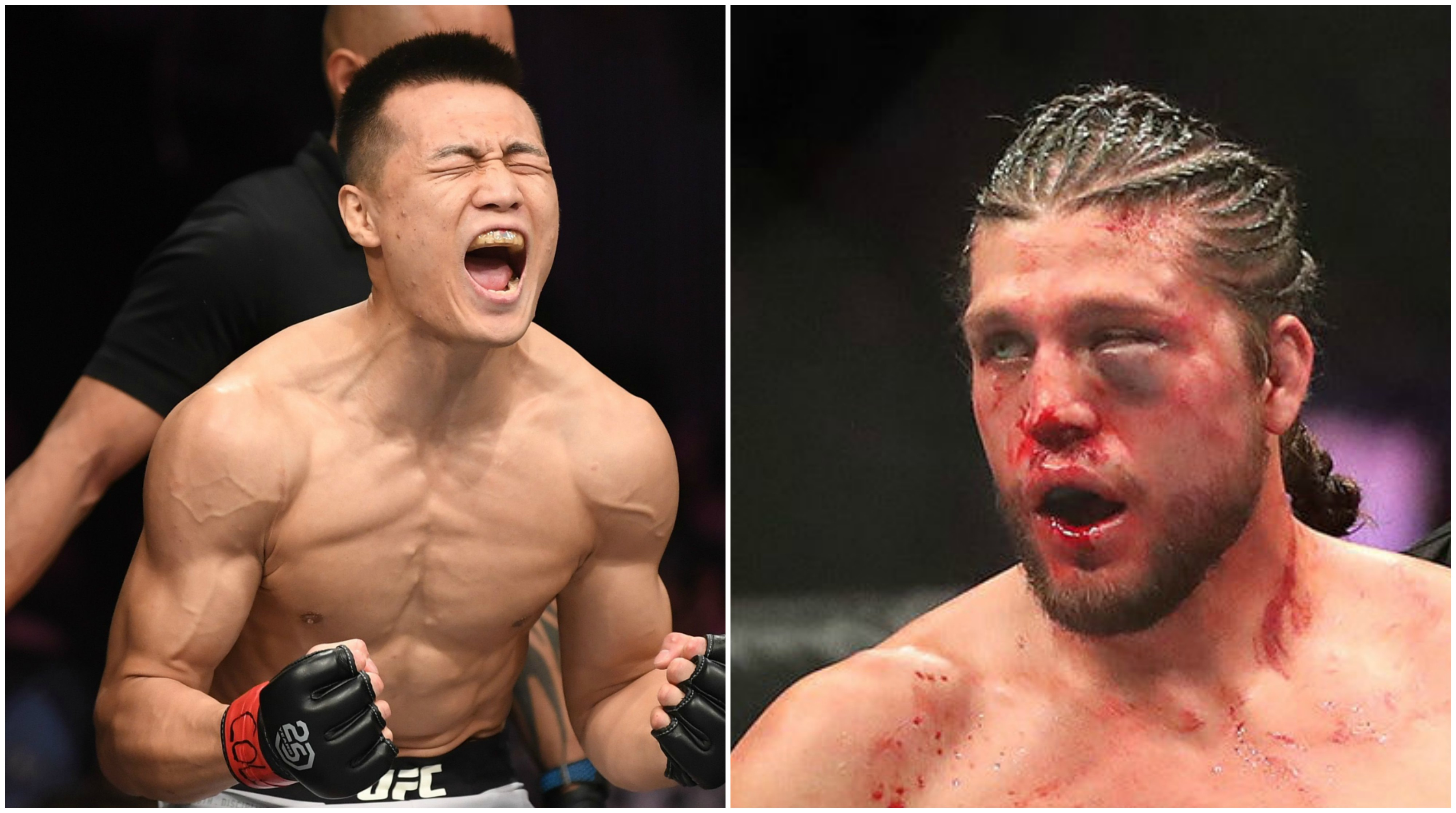 UFC News: Read Korean Zombie's bone-chilling message to Brian Ortega after he slapped his translator at UFC 248 - Korean