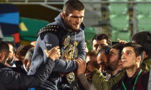 Khabib Nurmagomedov, streetfight, Dagestan