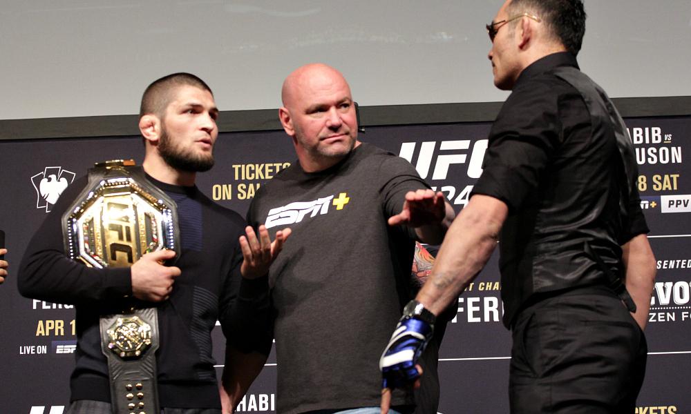 UFC News: Potential venues revealed for UFC 249 - UFC 249