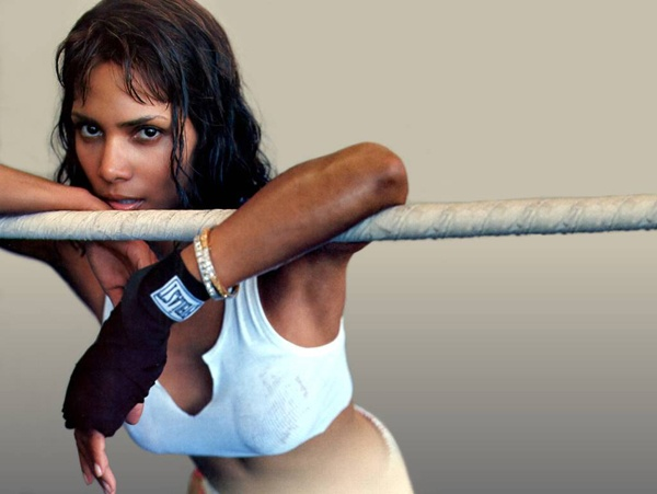 UFC News: Read which UFC Champion feels that Halle Berry can give 'competition' to other fighers in the promotion - Halle