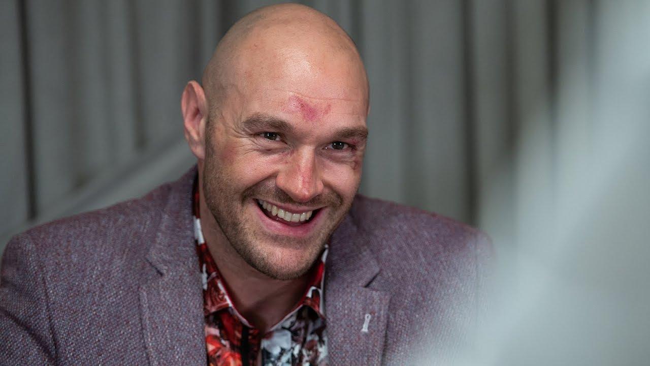 The Gypsy King Tyson Fury reveals when he will retire - Tyson