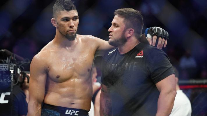 UFC News: Johnny Walker 'happy' despite losing to Nikita Krylov at UFC Brasilia - Johnny Walker