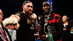 Fury vs Wilder 3 has been delayed due to the Coronavirus crisis - Tyson Fury