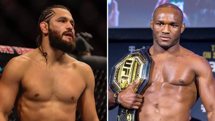 UFC News: Jorge Masvidal claims Kamaru Usman won't make it into the 4th round against him - Masvidal