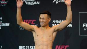Following heartfelt apology from Brian Ortega, Korean Zombie agrees to fight him - Brian Ortega