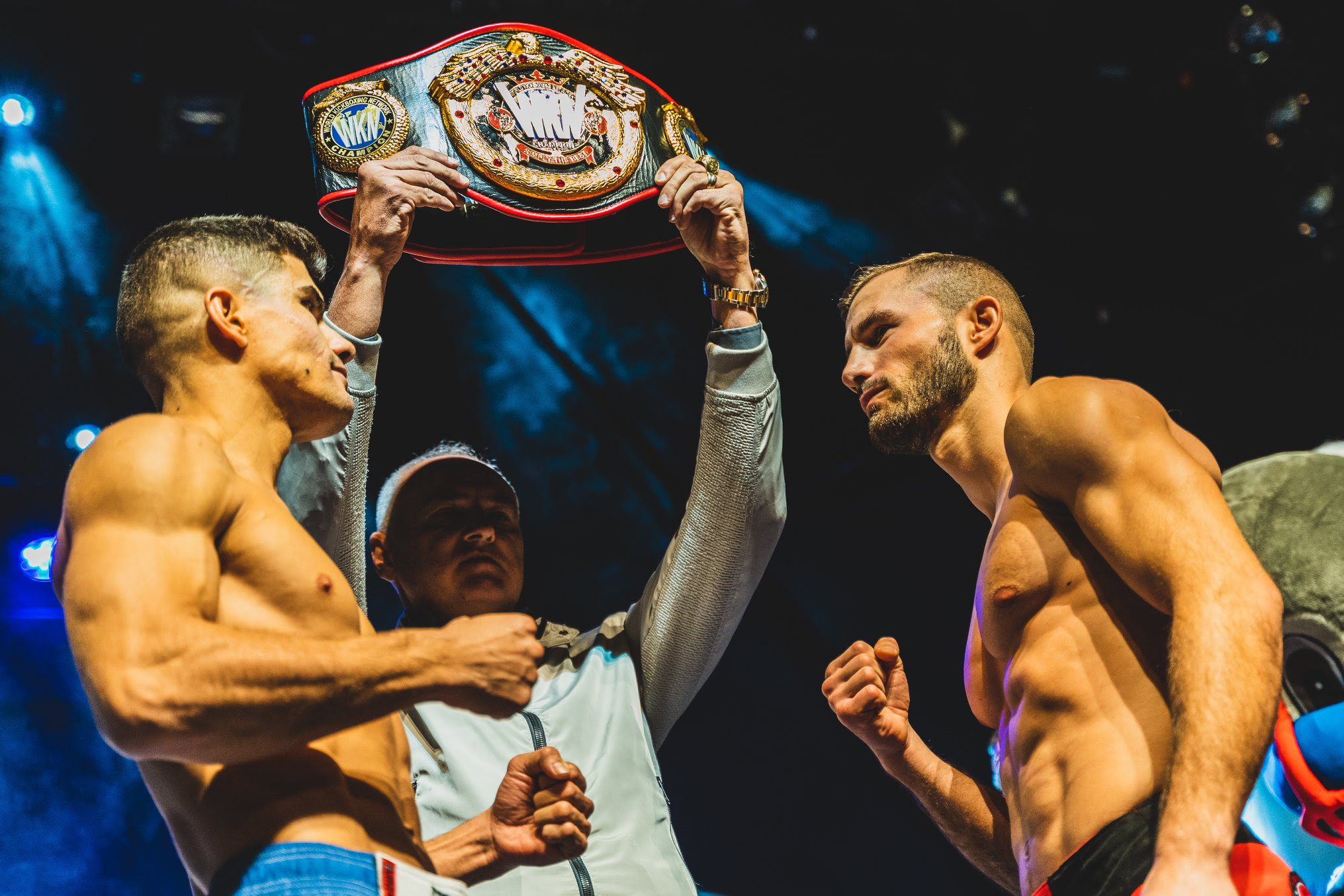 Three WKN title fights official at Villejuif Boxing Show 2 -