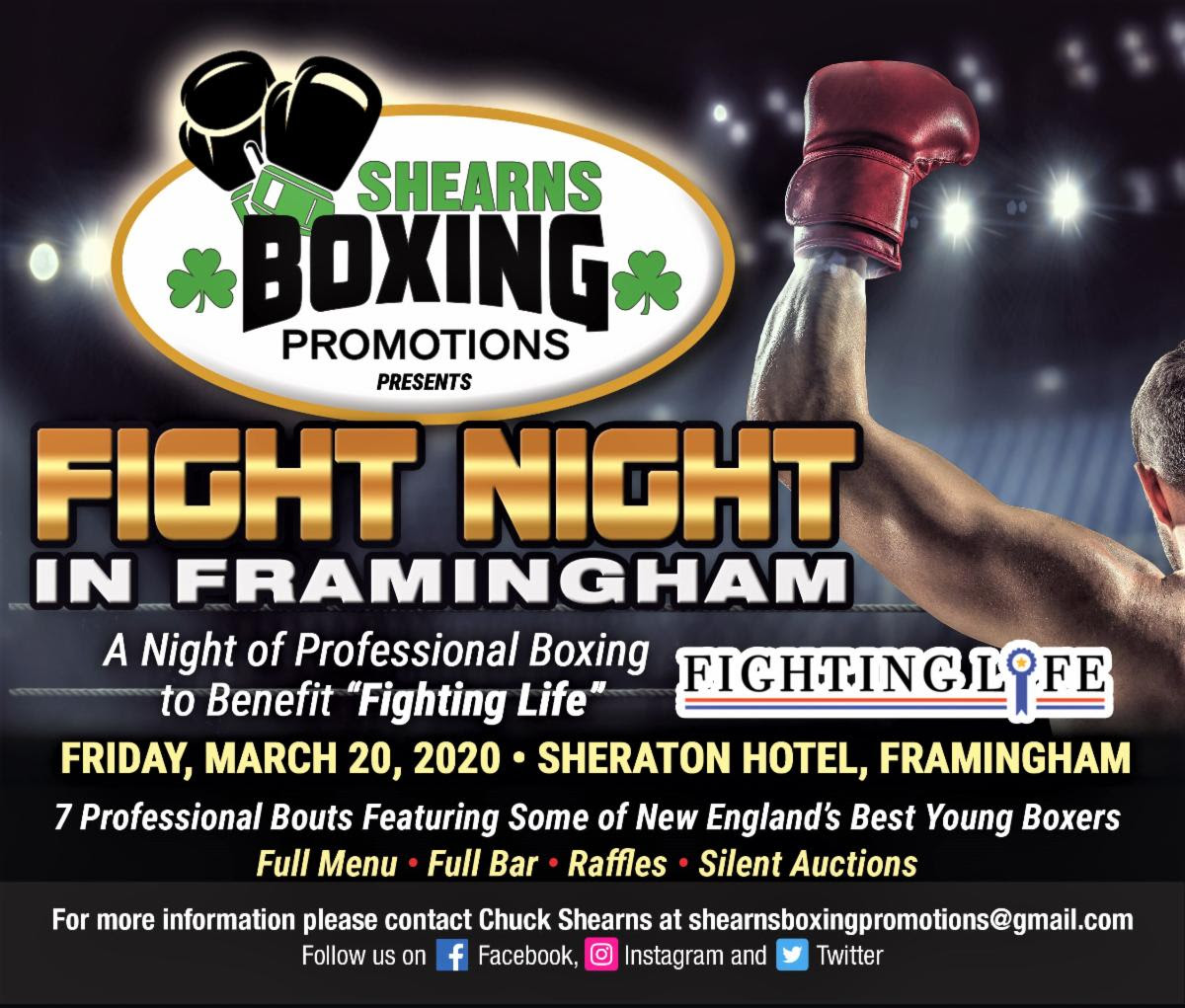"""MMA fighter Kastriot """"Slaughterhouse"""" Xhema to make pro boxing debut Mar. 20 on """"Fight Night In Framingham"""" card -"""