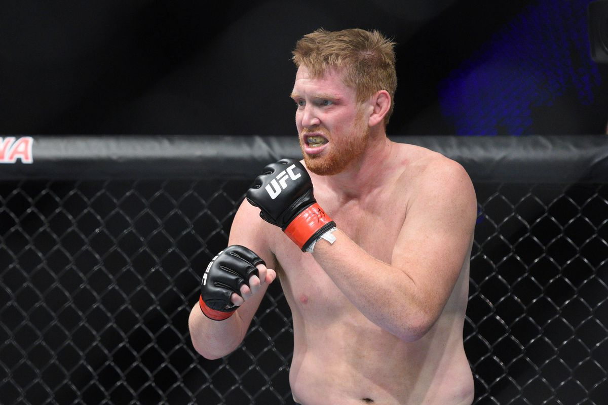 UFC News: Sam Alvey blames social media for blowing Coronavirus outbreak 'out of proportion' - Sam Alvey