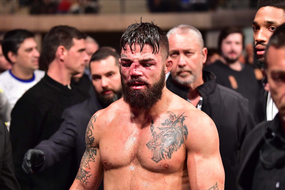 UFC News: Platinum Mike Perry claims he has coronavirus in troll post - Mike Perry