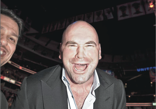 UFC News: Dana White named in sex-tape lawsuit! Read the details here - Dana White