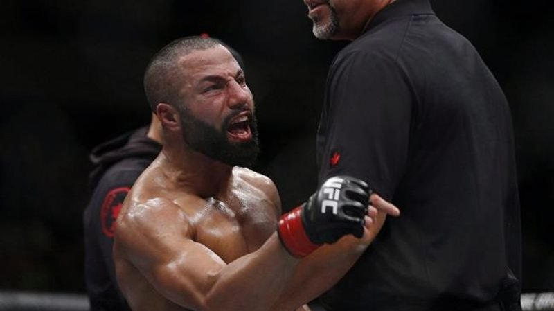 UFC News: Lightweight John Makdessi targets Michael Bisping: He's not even good at commentary! - Makdessi