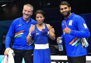 Chhote Lal and Mary Kom