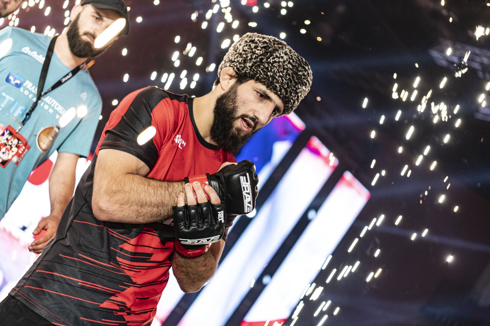 Former BRAVE CF champ Abdoul Abdouraguimov is on a road to redemption -