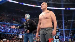 Cain Velasquez, WWE