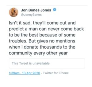 Read the Twitter gunfire between Jon Jones and Israel Adesanya! - Jones