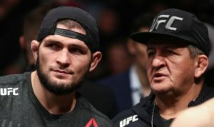 UFC News: Khabib Nurmagomedov's father hospitalized after 'pneumonia and flu like symptoms' - Nurmagomedov