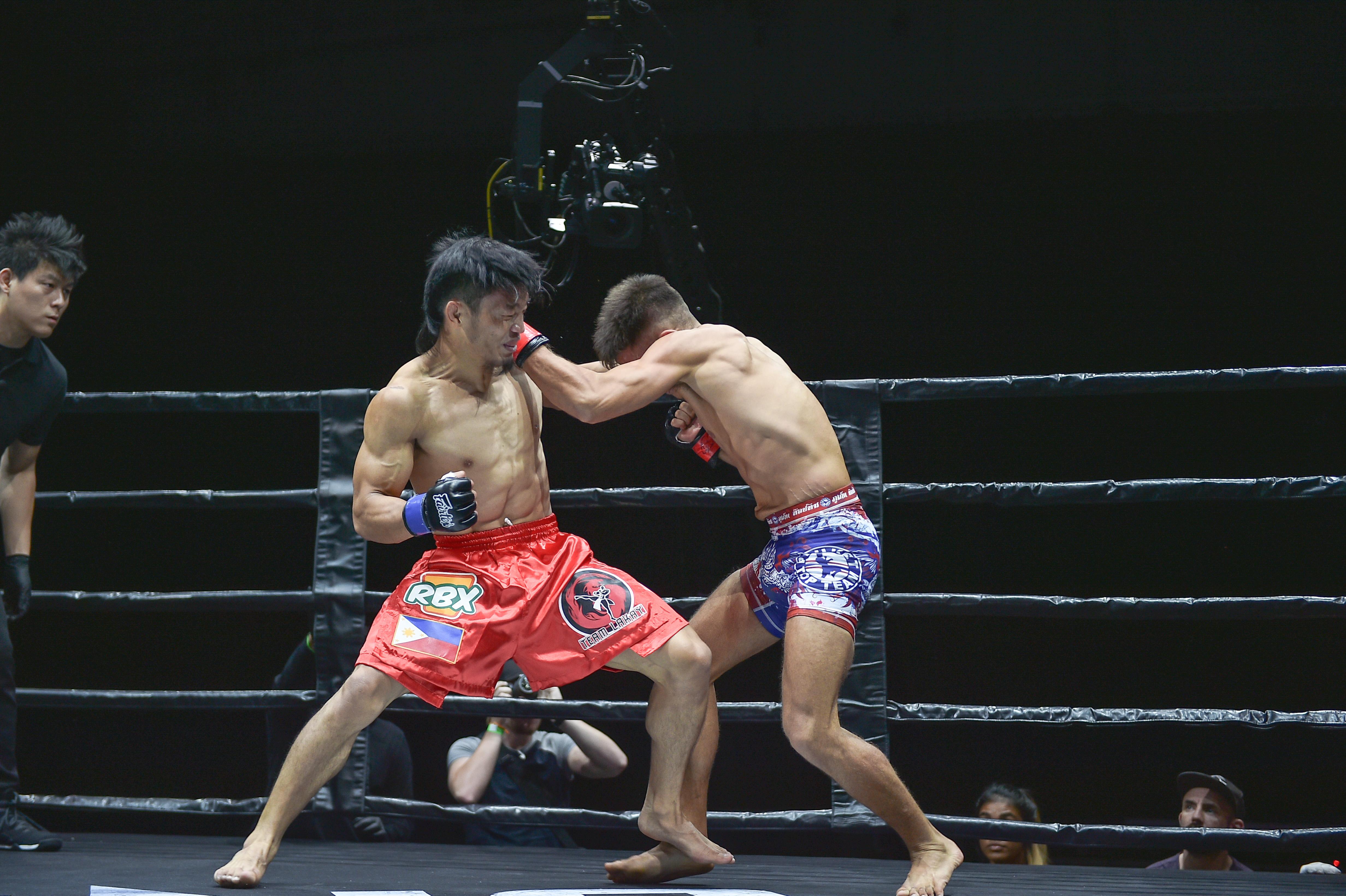 Lito Adiwang – The powerful filipino making waves in ONE Championship -