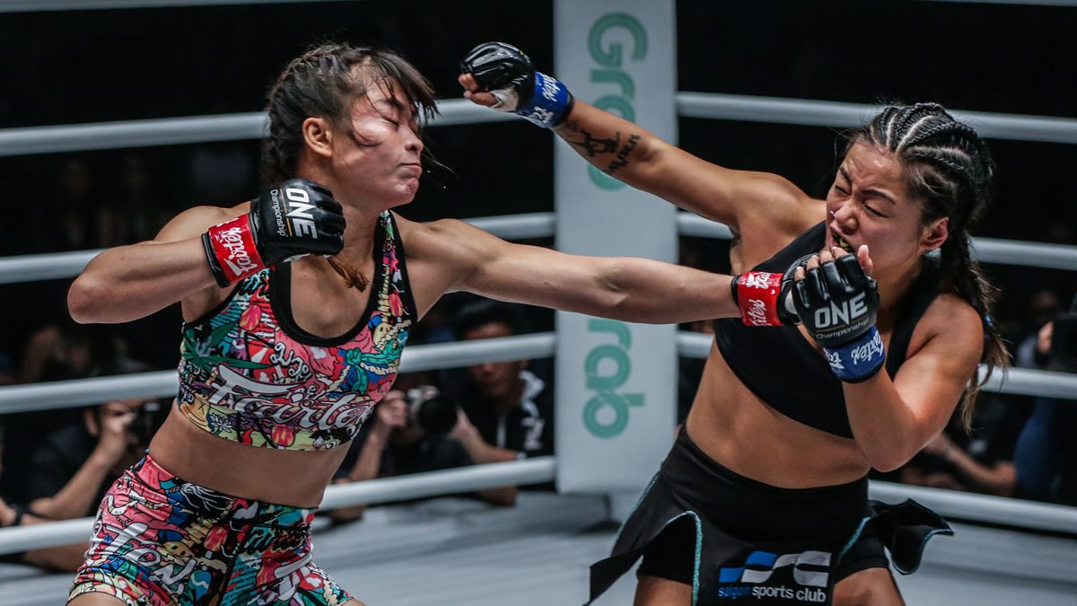 Mixed Martial Arts World Title : Stamp Fairtex Happy to Let Friend Go First -