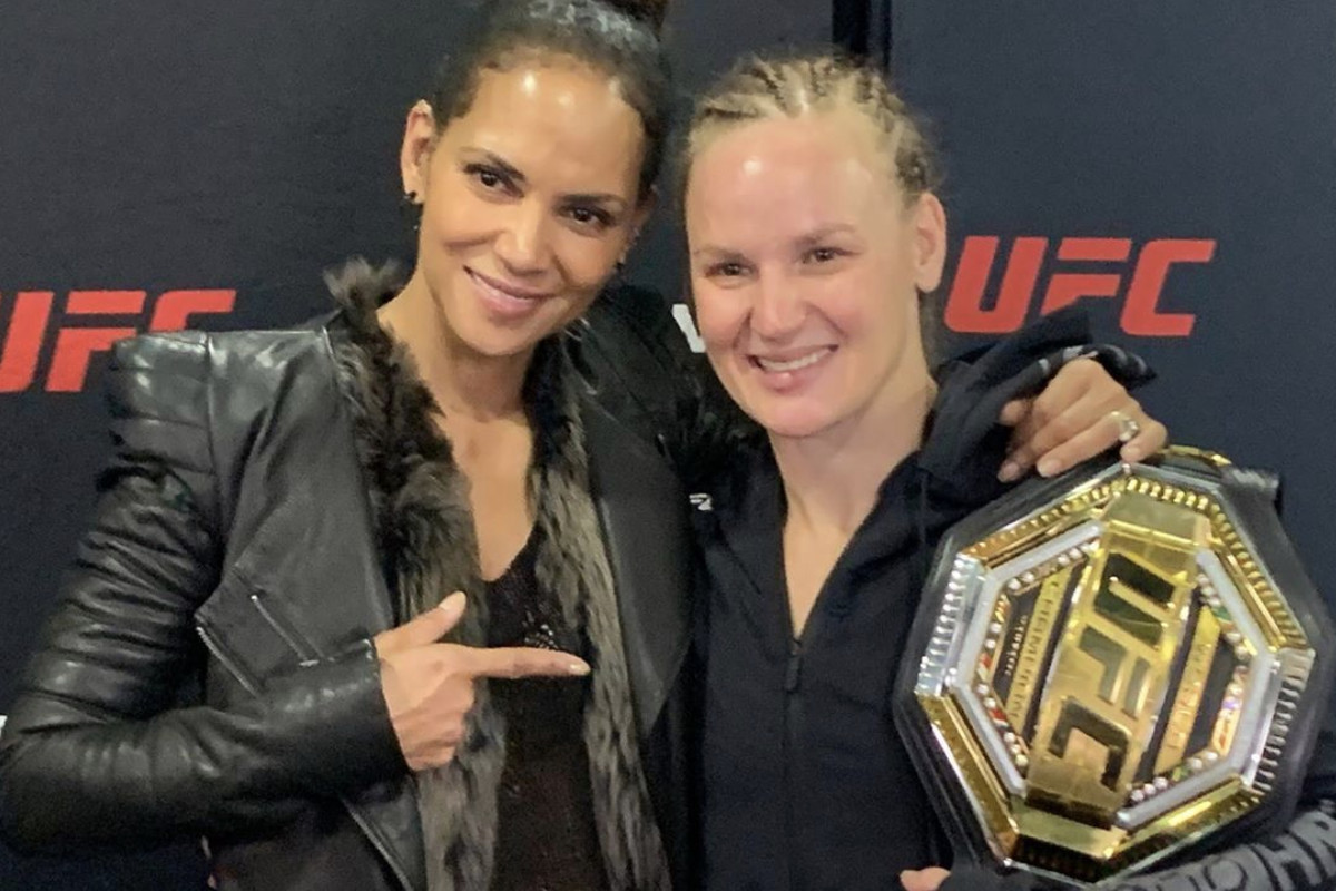UFC News: Halle Berry reveals she was almost in a real fight with Valentina Shevchenko during movie shoot! - Shevchenko