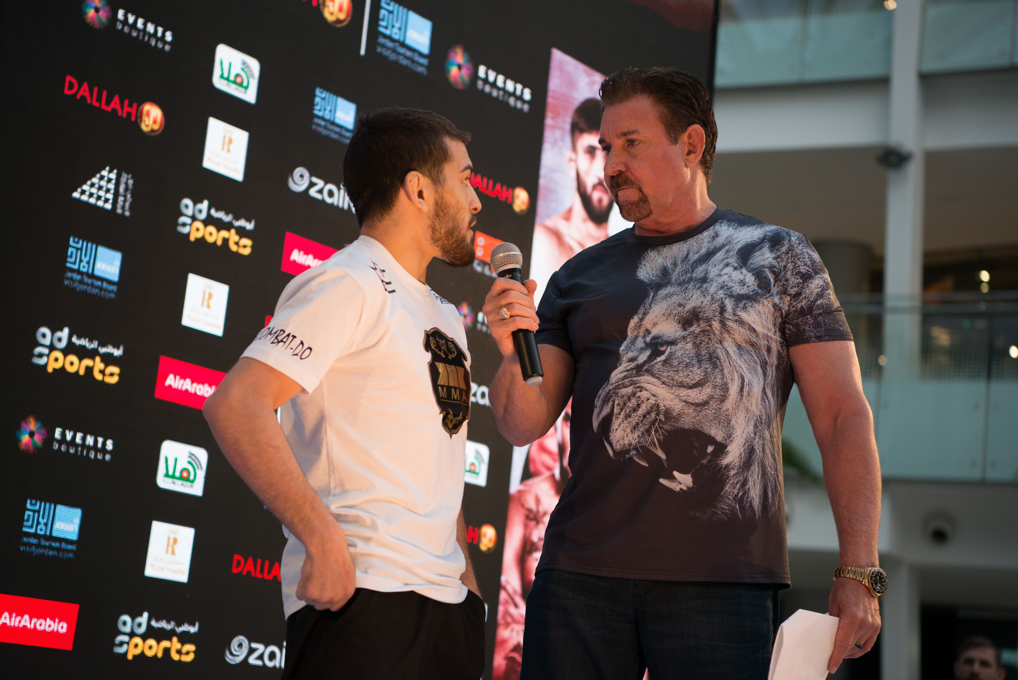"""BRAVE CF LIVE CHAT - Jose """"Shorty"""" Torres and Carlos Kremer discuss fighter care -"""