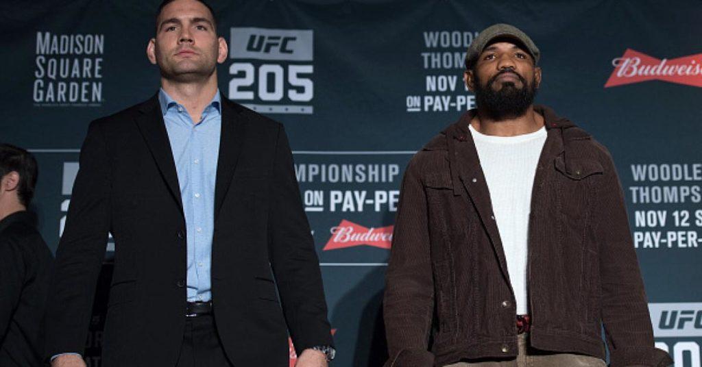 UFC News: Yoel Romero vs Chris Weidman 2 was proposed for UFC 250; fell out due to Yoel injury - Yoel Romero