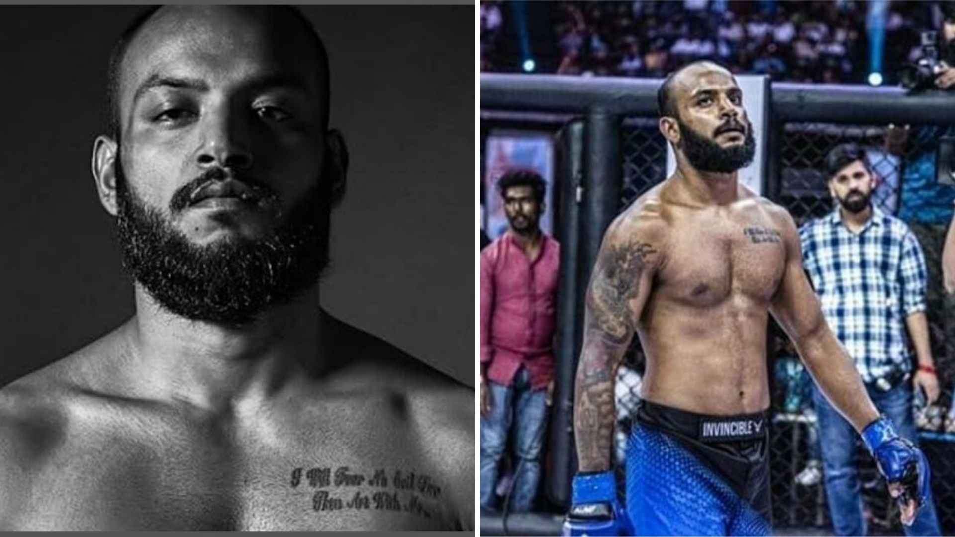 MMA India Exclusive: Srikant Sekhar: I would really like to fight Anshul Jubli! - Srikant Sekhar
