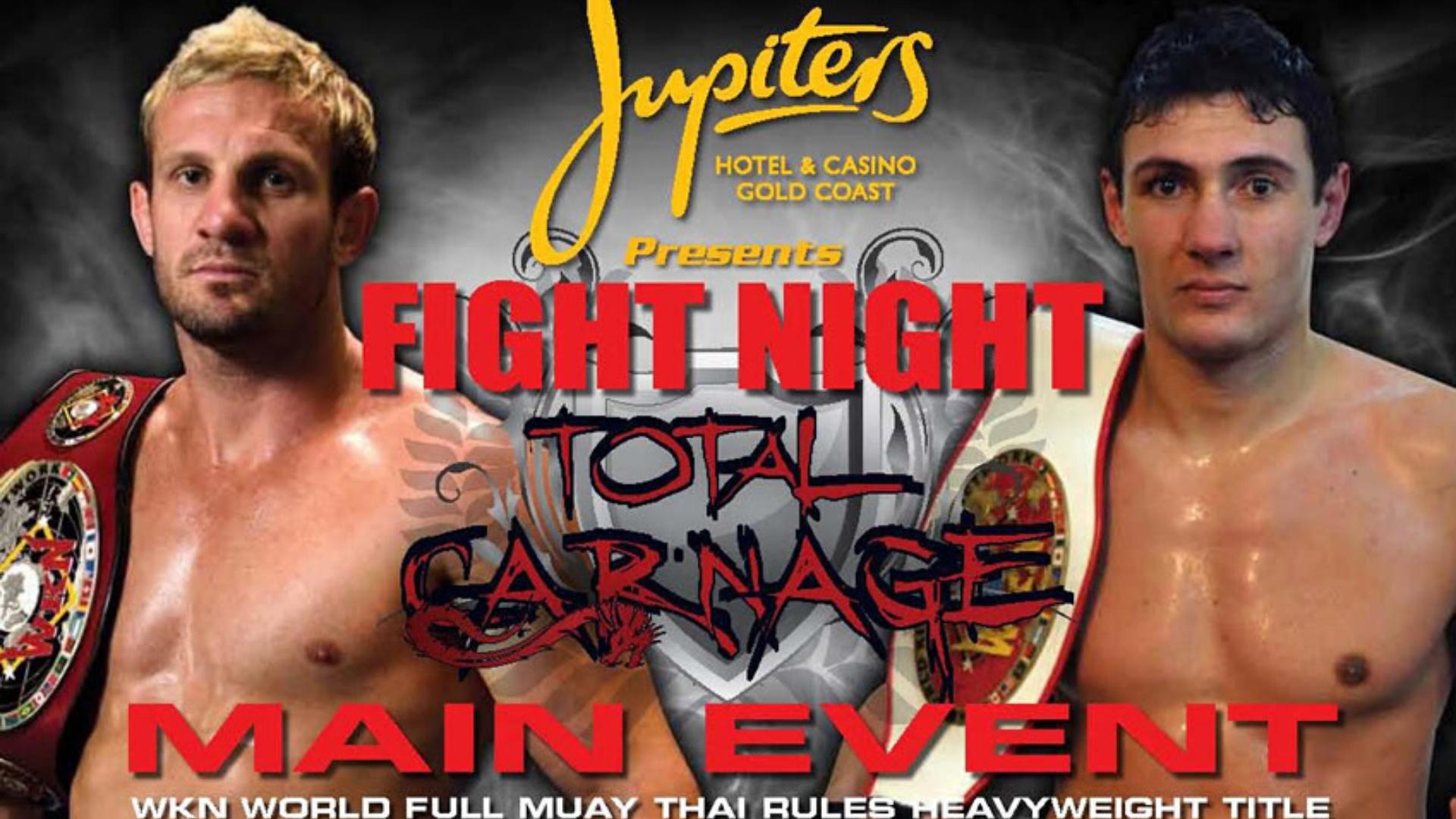 REPLAY Total Carnage: Nathan Corbett vs Stephane Susperregui on Sunday, April 19 -