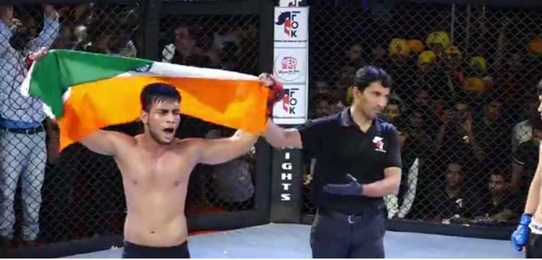 Friday Fighter of the Week: Rana Rudra Pratap Singh -