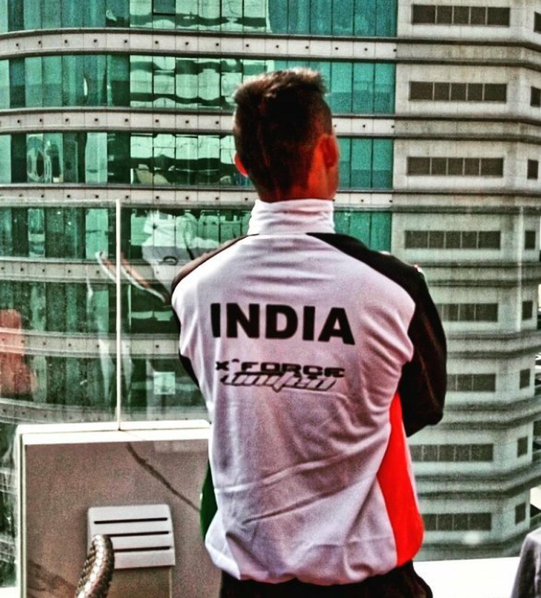 Friday Fighter of the Week:  Govind Ale -